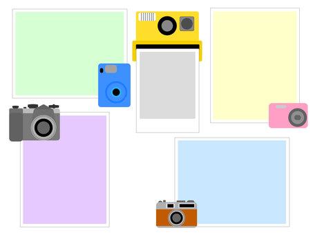 照片和相機框架的回憶 1
