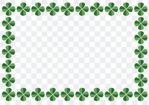 綠葉_葉4 _框