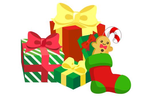 聖誕圖標禮品套裝 2