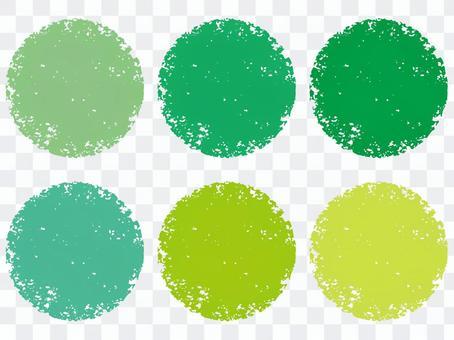 郵票圈套_綠色系列_cs
