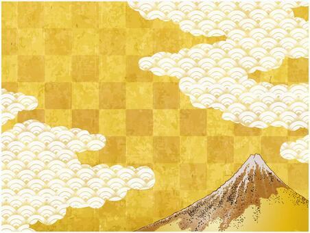 日本的圖案素材