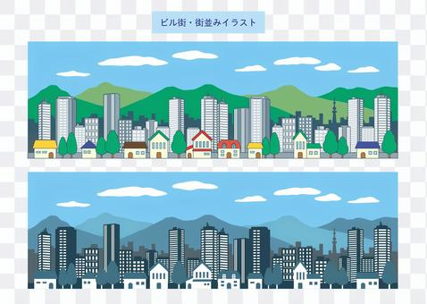 Building cityscape cityscape
