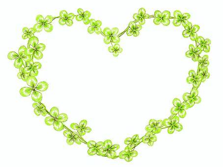 三葉草 - 開放的心臟