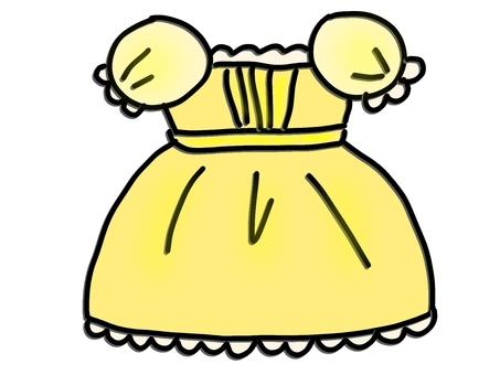 可愛的連衣裙