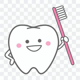 Toothpaste habit