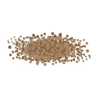 土壤、沙子和礫石的圖像