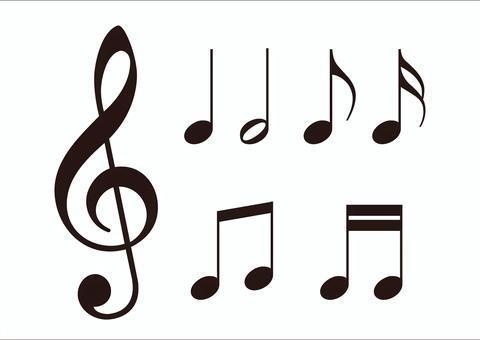 音符 音楽記号