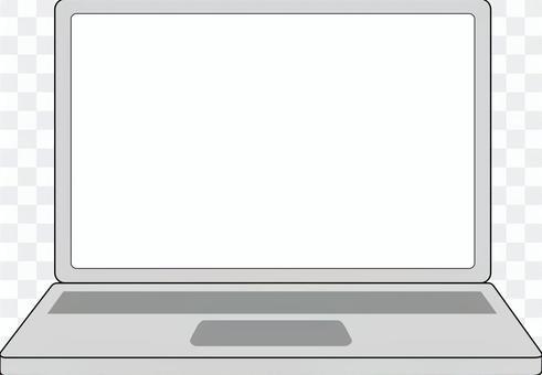 ノートPC シンプル