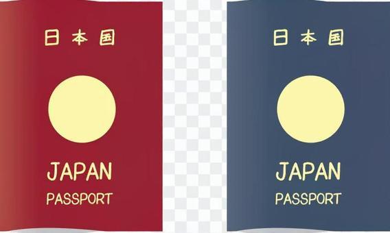 パスポート 旅行 海外 入国 貴重品