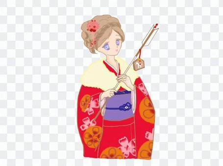 Hatsumode★Demise arrow★Era