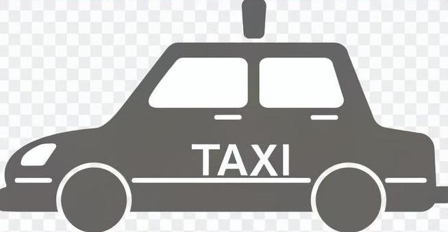 出租車側身出租車第1部分