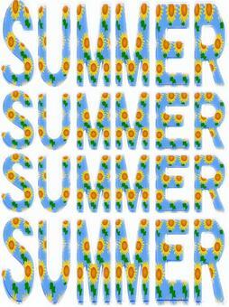 SUMMER logo (vertical)