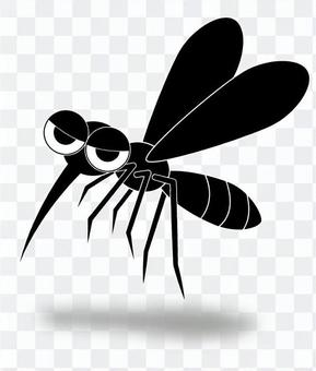 Attention to mosquito 05