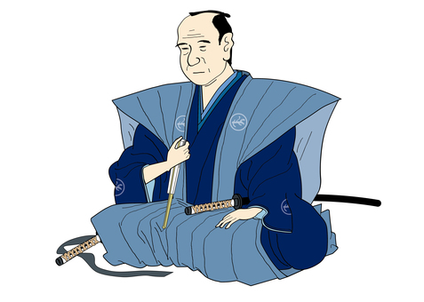 武士的肖像