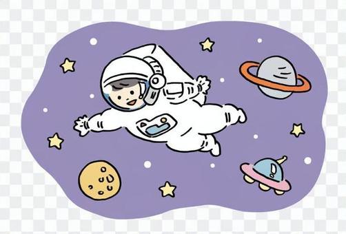 太空行走 2-2