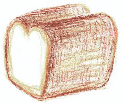 食パン 山型