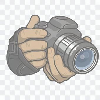 單反相機和手
