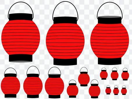 燈籠(紅色)
