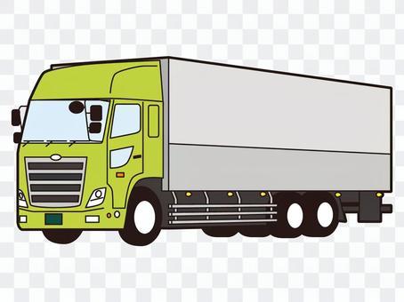 Heavy truck truck