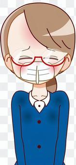Iloha Chan哇鼻炎