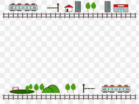 電車 鉄道 旅行 旅