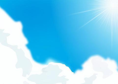 天空和雲彩7