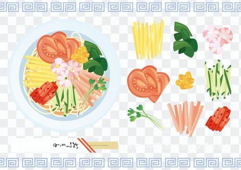 涼拌中國菜
