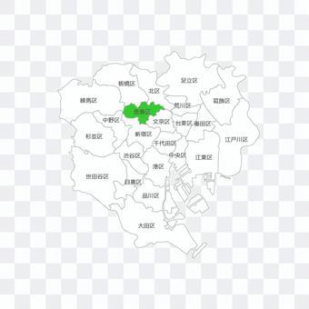 豊島区②(東京都)