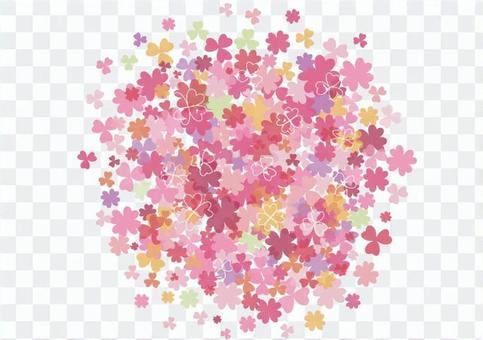 粉紅三葉草