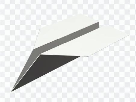 Paper flying machine 01