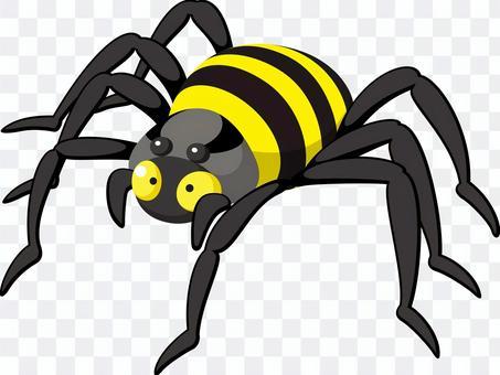クモ 害虫