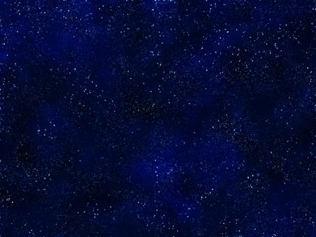 閃閃發光的星空/太空背景4:3
