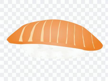 壽司 - 三文魚