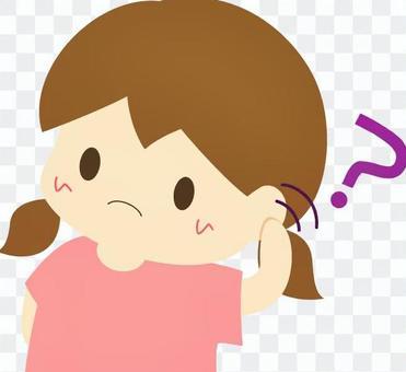 儿童中耳感染_我听不到