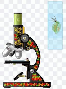 豪華Maki-e顯微鏡(2497)