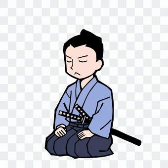 武士,精工,劍(1)