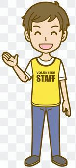 男性(志願者):A_Information 02FS