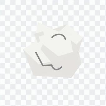 垃圾分離 - 廢紙