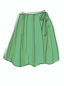 服裝:裙子