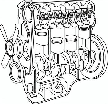 引擎說明圖