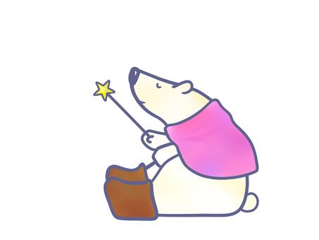Stars and polar bears