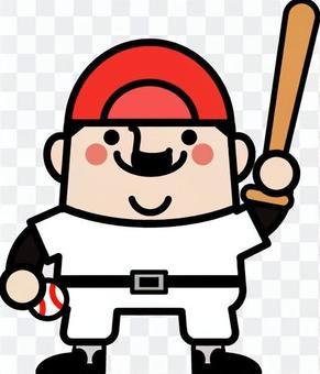 Uncle fairy baseball director
