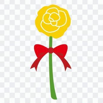 父親節的玫瑰
