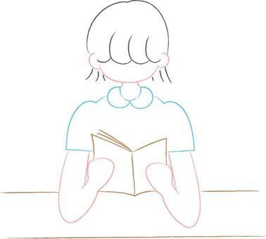 書本閱讀器