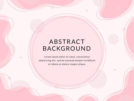抽象背景和框架 03