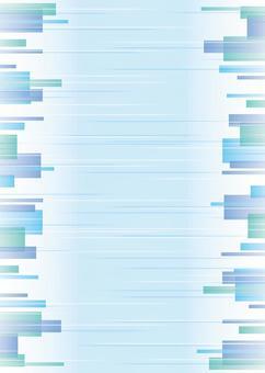 IT圖像背景,A4垂直,與油漆