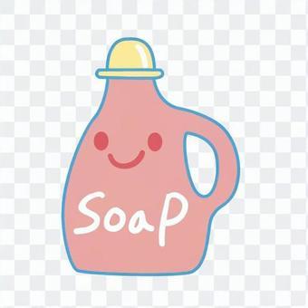 可愛的SOAP