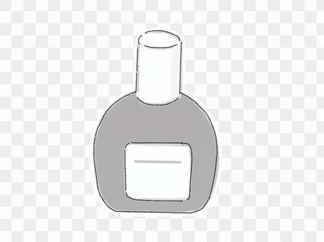 眼藥水1(黑色和白色)