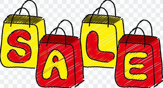 促銷7_購物袋塗鴉