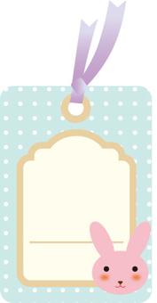 Usagi的可愛的標籤